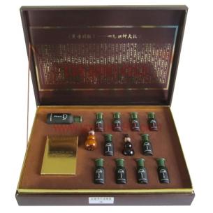 养生馆养生药油套盒 中药养生药油套盒 发热中药油批发