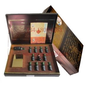 发热药油 养生馆热销中药油套盒 推荐养生中药油套盒